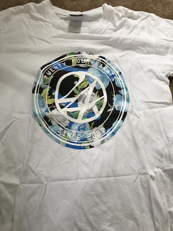 24karats Tシャツ ライブグッズの画像