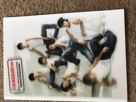 関ジャニ フォトブック グッズの画像