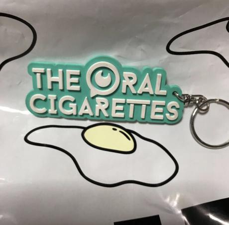 THE ORAL CIGARETTES キーホルダー ライブグッズの画像