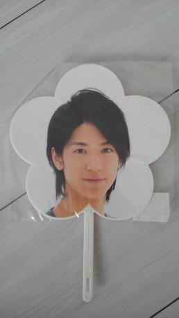 SUMMARY 2011のうちわ コンサートグッズの画像