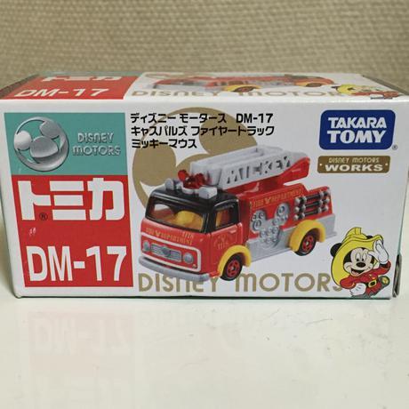 トミカ キャスパルズファイヤートラック ミッキーマウス グッズの画像