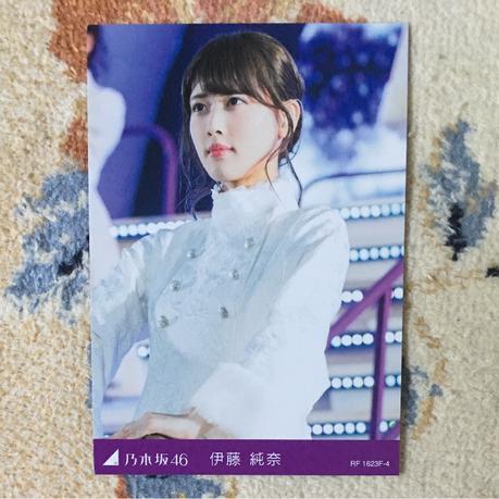 乃木坂46 特典トレカ 伊藤純奈 ライブ・握手会グッズの画像