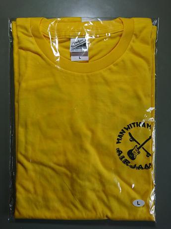 【新品】マンウィズ AIR JAM限定Tシャツ デイジー Lサイズ ライブグッズの画像