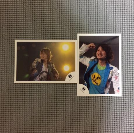 公式写真 Jロゴマーク 安田君 リサイタルグッズの画像