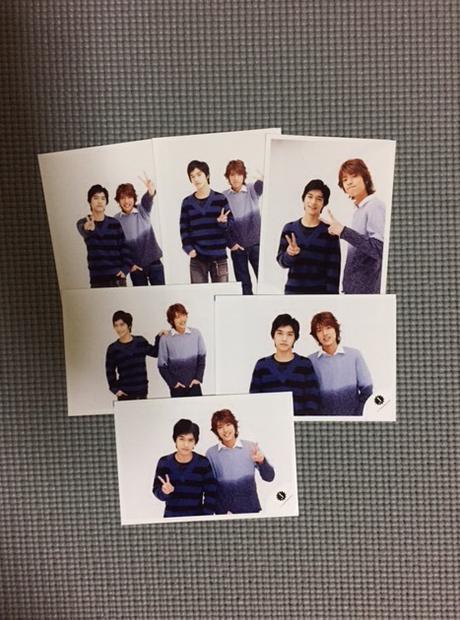 公式写真 Jロゴマーク 錦戸君、内君 リサイタルグッズの画像