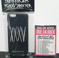 ONE OK ROCK iphone6ケース 新品未開封 ステッカー付き! ライブグッズの画像 1枚目