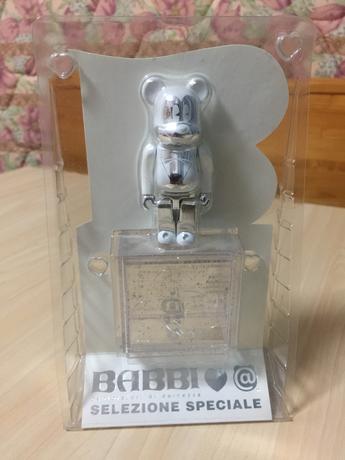 BABBI♡BE@RBRICK VALENTINE 11 ミッキー ディズニーグッズの画像