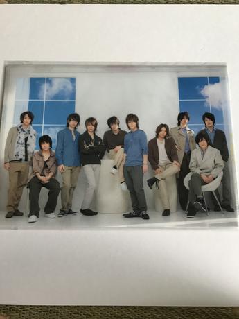Hey!Say!JUMP ファイル コンサートグッズの画像