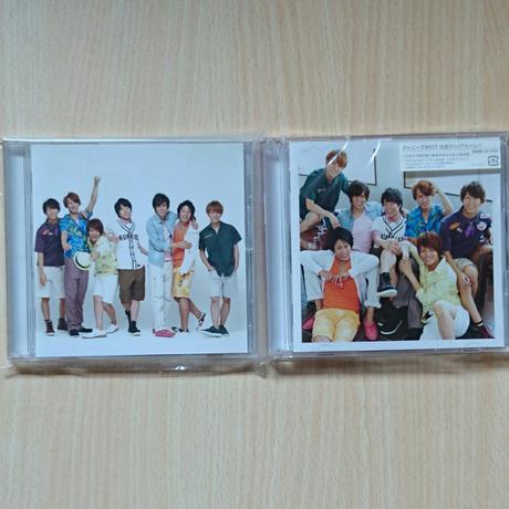 ジャニーズWEST go WEST よーいドン! 初回盤 通常盤 セット コンサートグッズの画像