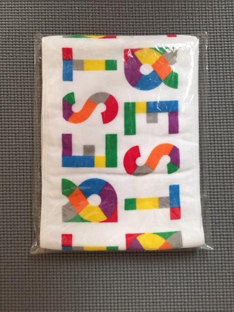 8TEST マフラータオル リサイタルグッズの画像