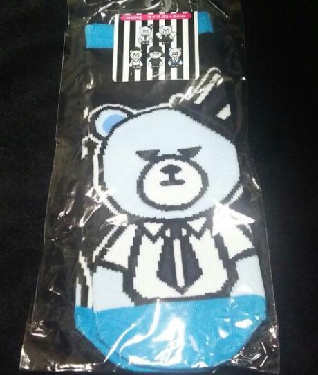 KRUNK × BIGBANG 靴下 VI