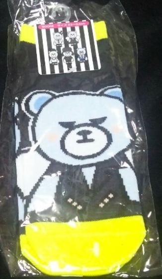 KRUNK × BIGBANG 靴下 D-LITE
