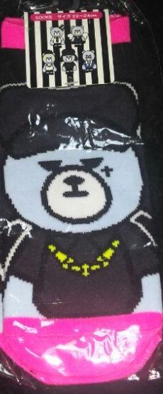 KRUNK × BIGBANG 靴下 G-DRAGON