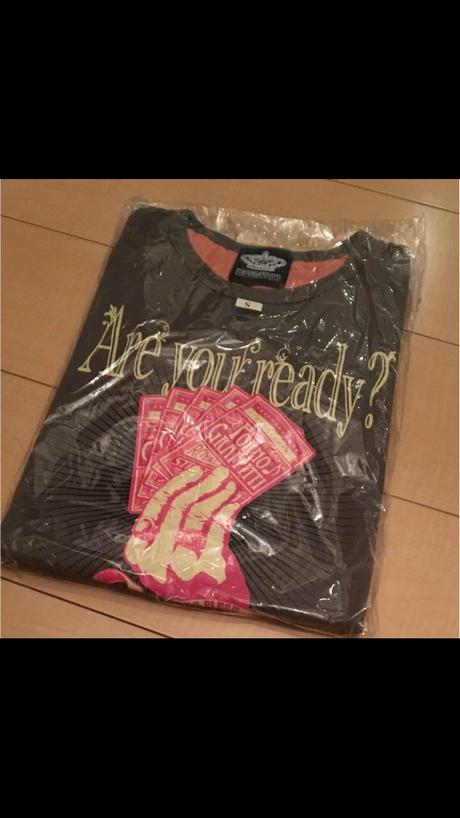 新品/ポルノグラフィティ/リバーシブル Tシャツ/10thライブ ライブグッズの画像