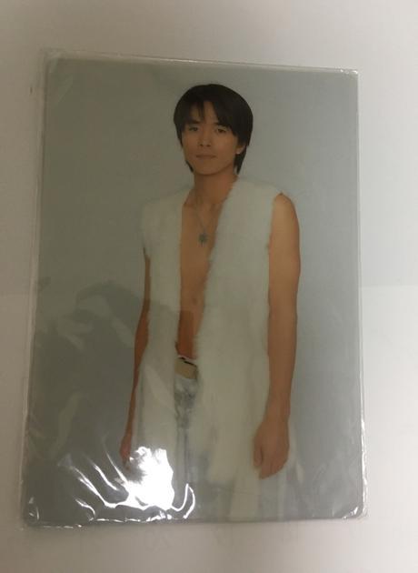 【未開封】2000年ツアー 下敷き V6 井ノ原快彦 コンサートグッズの画像