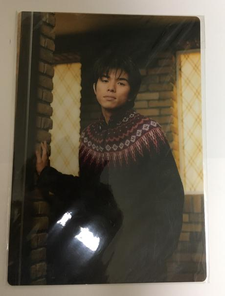 【未開封】'99〜'00ツアー 下敷き 井ノ原快彦 コンサートグッズの画像
