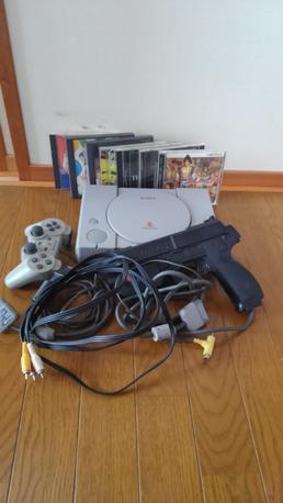 初代プレイステーションセット グッズの画像