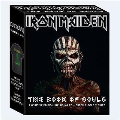 Iron Maiden オーストラリア版 Tシャツ入り CD ライブグッズの画像