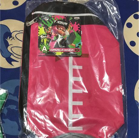 スプラトゥーン2一番くじ A賞 バッグ グッズの画像