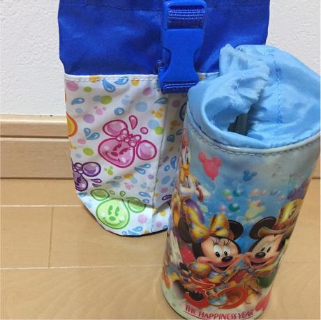 TOKYO Disney RESORT × ボトルケース ディズニーグッズの画像