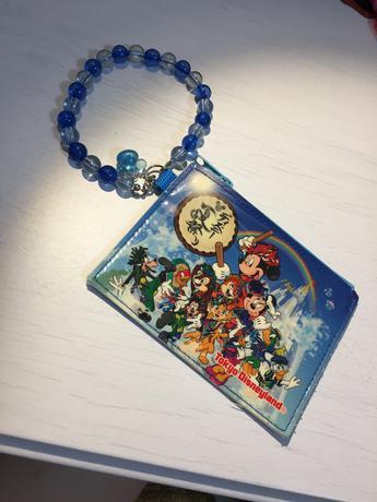 TOKYO Disney RESORT パスケース ディズニーグッズの画像