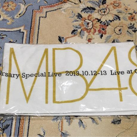 NMB48 3rd Anniversary マフラータオル ライブグッズの画像