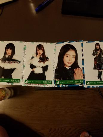 欅坂46 写真4枚 ライブ・握手会グッズの画像