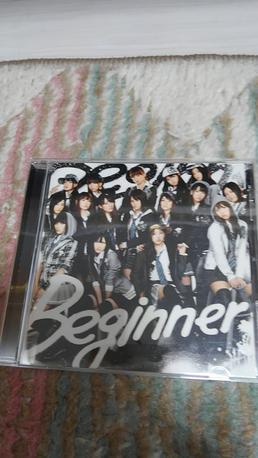 Beginner  CD ライブ・総選挙グッズの画像