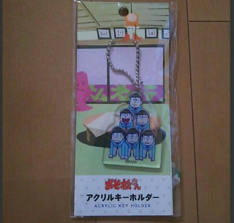 おそ松さん アクリルキーホルダー【新品】 グッズの画像
