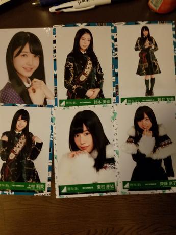 欅坂46等写真6枚 ライブ・握手会グッズの画像