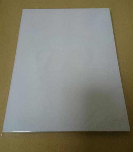 値下げ♪未開封 パンフレット(WHITE) グッズの画像