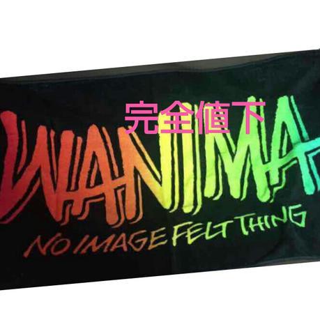 新品未開封 WANIMA ビーチタオル ライブグッズの画像