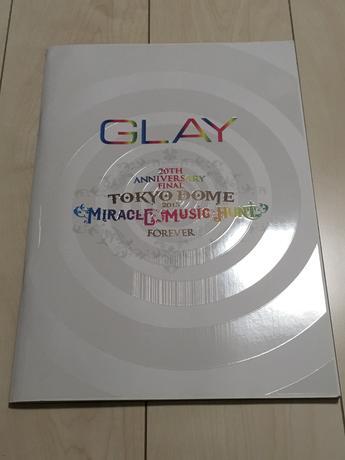 TOKYO DOME Miracle Music Hunt/パンフレット ライブグッズの画像