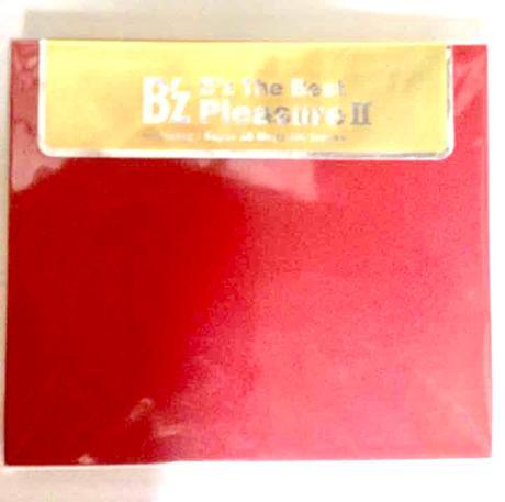 新品! B'z The Pleasure Ⅱ CD アルバム ライブグッズの画像
