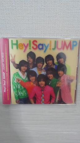 JUMP  WORLD 通常盤初回プレス コンサートグッズの画像