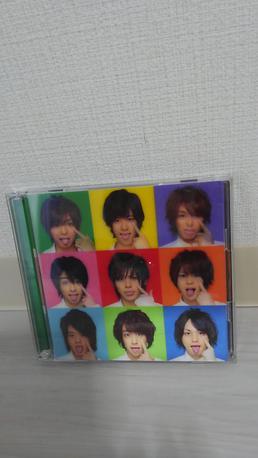 JUMP  WORLD 初回限定盤 コンサートグッズの画像