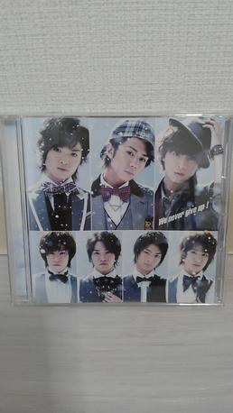 We never give up  HMV ローソン限定盤 コンサートグッズの画像