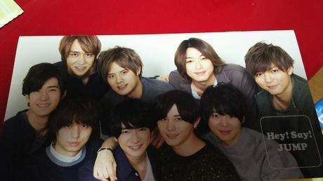 Hey!Say!JUMPファンクラブ会報 No.37 コンサートグッズの画像