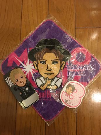 三代目 J Soul Brothers 岩田剛典 グッズ 3点セット ライブグッズの画像
