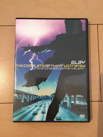 THE FRUSTRATED DVD ライブグッズの画像