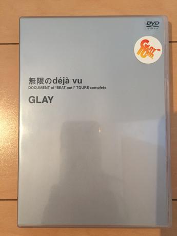 GLAY デジャブDVD ライブグッズの画像