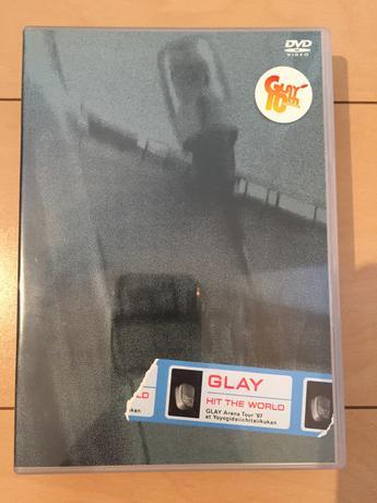GLAY HITTHEWORLD DVD ライブグッズの画像