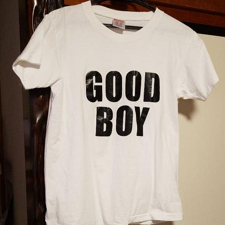 GOOD BOY Tシャツ ライブグッズの画像