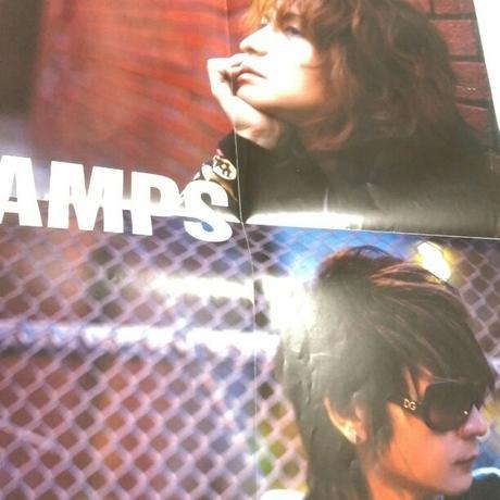 VAMPSポスター ライブグッズの画像