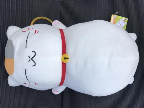 でっかいぬいぐるみ 〜ニャンコ先生ごろ〜んと大の字〜 グッズの画像