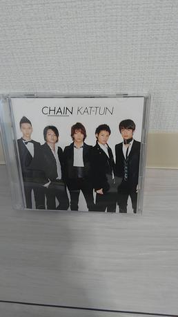 CHAIN コンサートグッズの画像