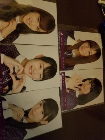 乃木坂46 三期生 写真 5枚 ライブ・握手会グッズの画像