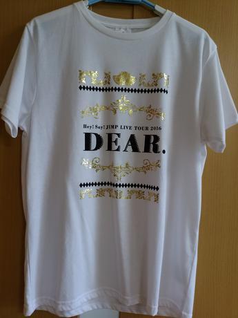 Hey! Say! JUMP ライブグッズ T-shirt コンサートグッズの画像
