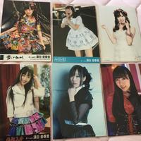 即購入NG☆SKE48 須田亜香里 生写真 6枚セット ライブグッズの画像