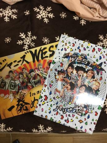 DVD購入特典 クリアファイル2枚
